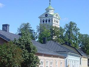 Ekenäs, Finland - Image: Tammisaaren kirkko
