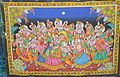 Tanjore mural painting on cloth1.JPG