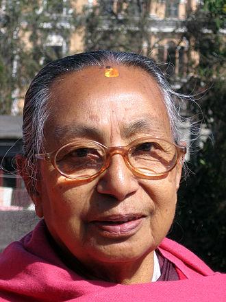 Tara Devi Tuladhar - Image: Tara devi tuladhar