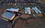 Tarneit Rise Primary School from the air.jpg