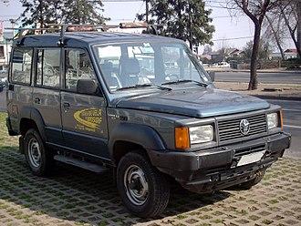 Tata Motors - Tata Sumo (1994–present)