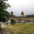 Tatev monastery surrounded with clouds.jpg