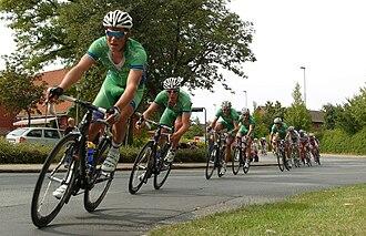 Team Capinordic - Image: Team Capinordic Fyen Rundt 2009