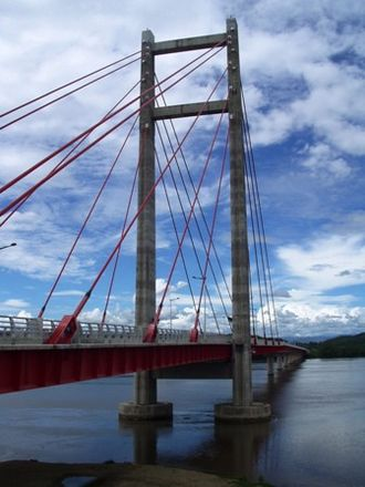 Tempisque River - Tempisque River Bridge