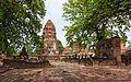 Templo Mahathat, Ayutthaya, Tailandia, 2013-08-23, DD 05.jpg