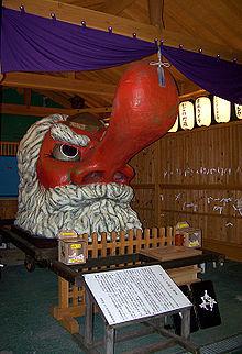 Tengu (folklore) — Wikipédia