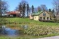 Teplá, Křepkovice, common pond.jpg