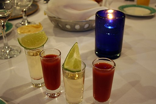 Tequila and sangrita best things to do in mazatlan mexico
