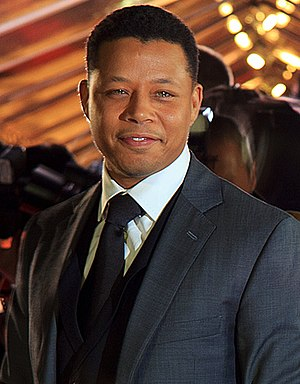 Terrence Howard - Howard at the 2011 Toronto International Film Festival