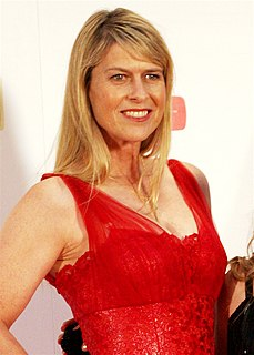 Terri Irwin American-Australian zoologist