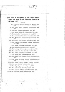 The Acts of the Indian Legislature and the Governor General for the year 1937.pdf