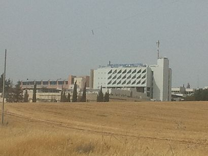 איך מגיעים באמצעות תחבורה ציבורית אל בית חולים פוריה? - מידע על המקום