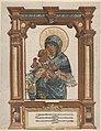 The Beautiful Virgin of Regensburg in an Architectural Frame MET DP833054.jpg