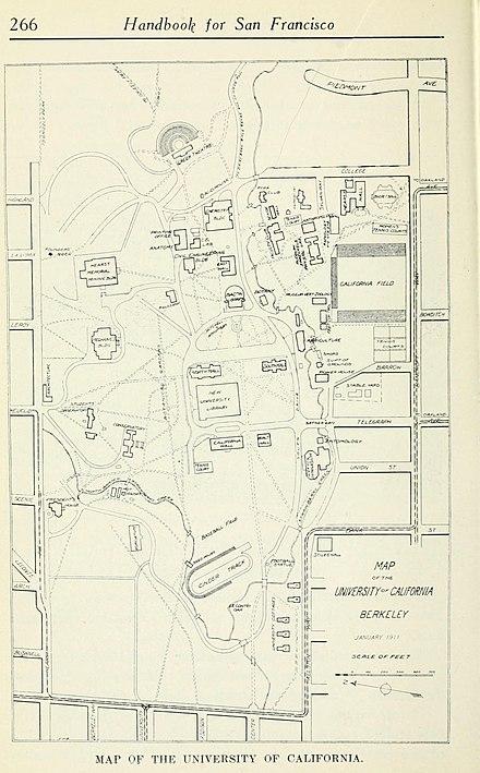 History of the University of California, Berkeley - Wikiwand