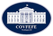 The Covfefe Presidency, by Mike Licht