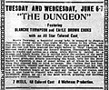 The Dungeon 1922 newspaperad.jpg