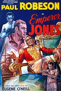 <i>The Emperor Jones</i> (1933 film) 1933 film