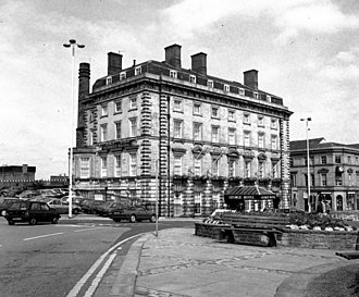 History of rugby league - George Hotel, Huddersfield