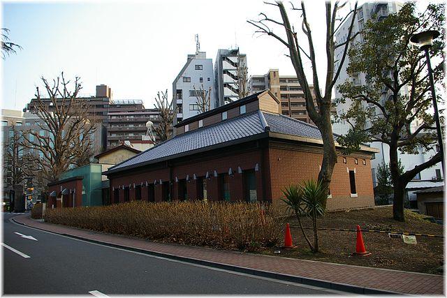 「伝染病研究所」の外観を模した近代医科学記念館(東京大学医科学研究所)Wikipediaより