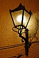 The Jolly Tanners Staplefield West Sussex wall lamp 03.jpg