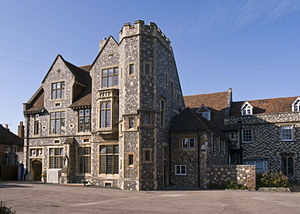 Hugh Walpole - The King's School, Canterbury
