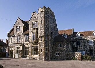 Natascha Engel - The King's School, Canterbury