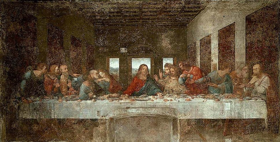 The Last Supper pre EUR