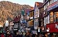 The Mall Road, Shimla.jpg