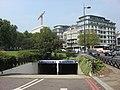 The Mayfair Car Park, entrance - geograph.org.uk - 1574226.jpg