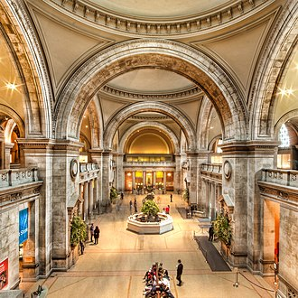 Metropolitan Museum of Art - The Great Hall