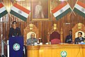 The President, Shri Pranab Mukherjee addressing the Members of Arunachal Pradesh Legislative Assembly, at Naharlagun, Arunachal Pradesh on November 29, 2013.jpg
