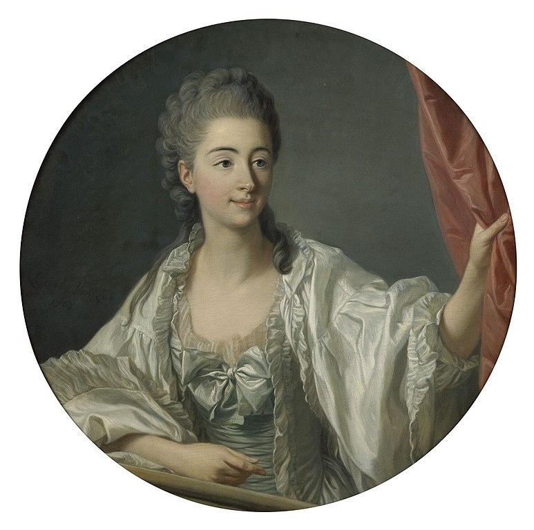 Fichier:The Princess of Chimay (Laure Auguste de Fitz-James) by  Louis-Michel van Loo.jpg — Wikipédia