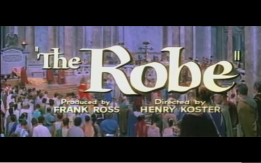 The Robe 1953 Trailer Screenshot 21