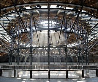 John McAslan - The Roundhouse, London