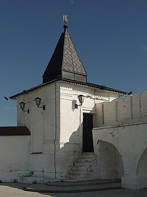 The Southeastern Quadrangular Tower