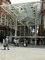 The Victoria Quarter from Briggate, Leeds - geograph.org.uk - 187406.jpg