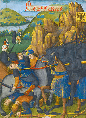 Lucius Postumius Albinus (consul 234 BC) - The death of the Roman General Postumius at the hands of the Boii
