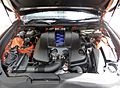 "The engine room of Lexus RC F ""Carbon Exterior package"" (USC10).JPG"