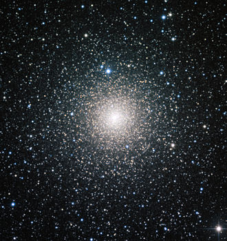 MPG/ESO telescope - Image: The globular cluster NGC 6388 observed by the European Southern Observatory