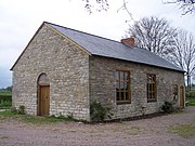 The oldest Mormon Chapel in the world, Gadfield Elm - geograph.org.uk - 3613