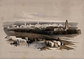 The town of Ramla, possibly the site of ancient Arimathea. C Wellcome V0049475.jpg
