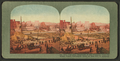 The utter desolation of San Francisco from the Water Front, Fairmount Hotel on Nob Hill in distance, from Robert N. Dennis collection of stereoscopic views.png