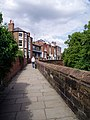 The walls, Chester - geograph.org.uk - 215859.jpg