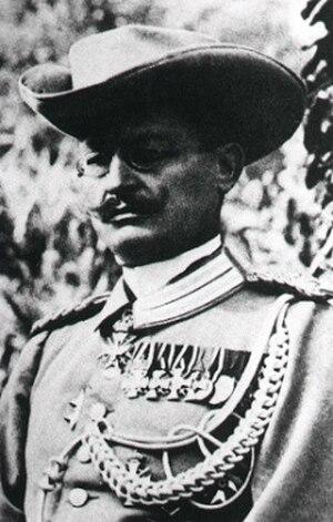 Theodor Leutwein - Theodor Leutwein