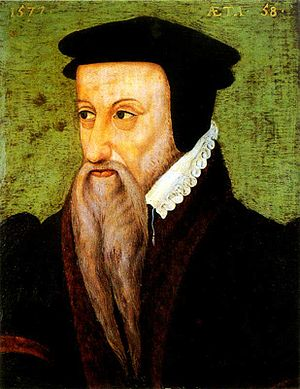 John Cotton (minister) - The Puritans were greatly influenced by the teachings of Theodore Beza.