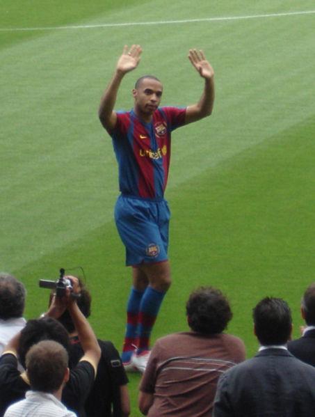 قصة حياة هيندري 453px-Thierry_Henry_FC_Barcelona