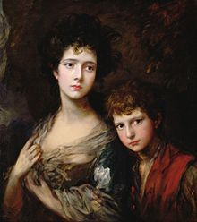 head and shoulders of young boy and girl side by side