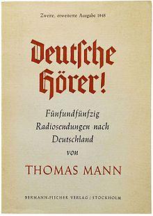 """Résultat de recherche d'images pour """"thomas Mann sprache"""""""