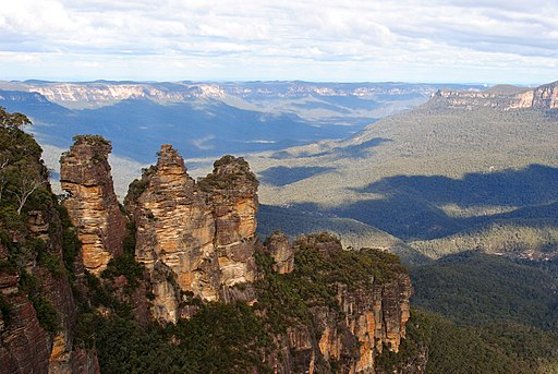What to do in Australia - Three Sisters