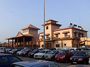 Thrissur railway station - Thrissur Railway Station